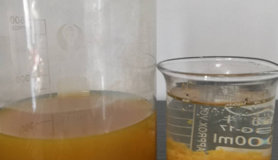 Decolorization of Textile Wastewater Treatment
