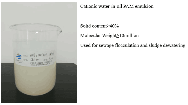 Application of anion and cationic polyacrylamide emulsion---Lansen Chem