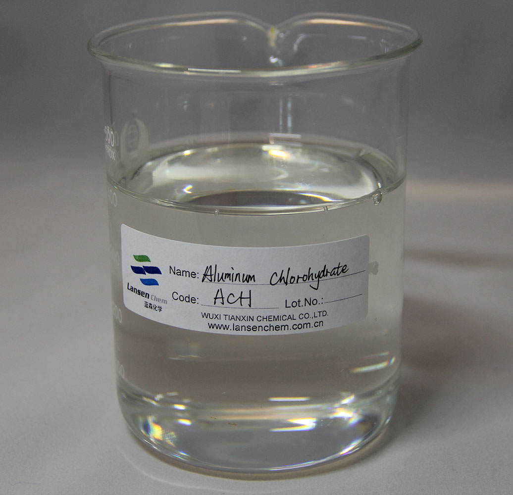 How to decide the dosage of ACH-01(drinking water grade)
