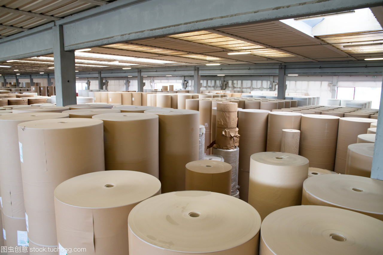 Operation of paper industry from January to August 2020
